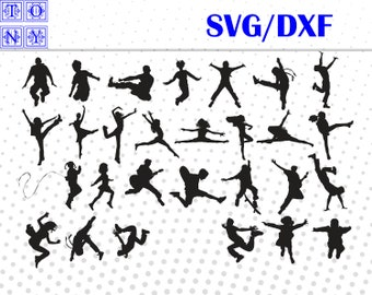 Latin dancer svg,dxf/Latin dancer  clipart