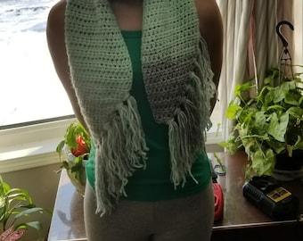 Handmade Women's Crochet Scarf