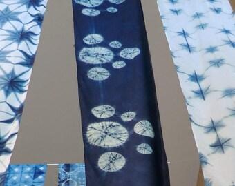 Kumo/Spider web Banner in Indigo