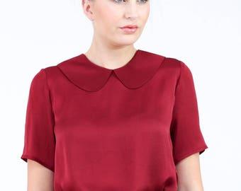 Megan Nielsen PATTERN - Sudley Reversible Blouse + Dress - Sizes XS to XL