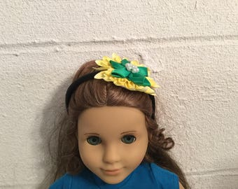 "headband Doll clothes for the 18"" doll like the  American girl"
