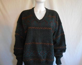 Closing Shop 40%off SALE Knit Acrylic Wool Sweater