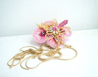 Summer Chic -  OOAK Necklace - Ready to ship xx