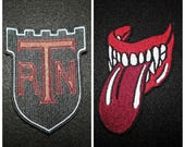 Full Set and Individual Final Fantasy Prompto Inspired Patches