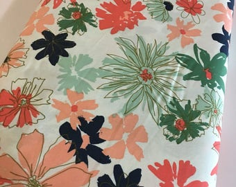 Woodland Fabric, Boho Fabric, Floral fabric, Woodland Fusions by Art Gallery, Ink Outbursts Woodlands- You Choose the Cut