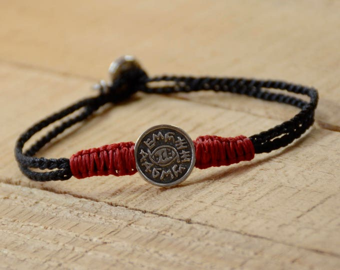 Protection Against Evil Eye Charm Bracelet