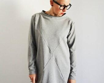 ON SALE Loose fit sweatshirt,slouchy sweatshirt