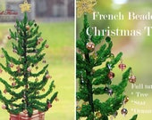 French beaded Christmas tree tutorial/pattern