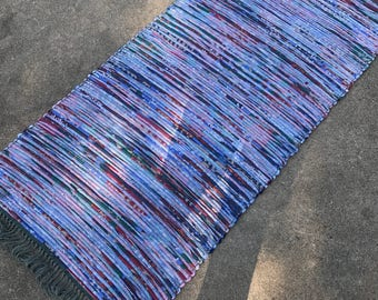Handwoven Rug by Jeri