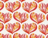 Sale! 1 yard Hearts Cloud 9 Organic Fabrics Elephant OOP 1035_330