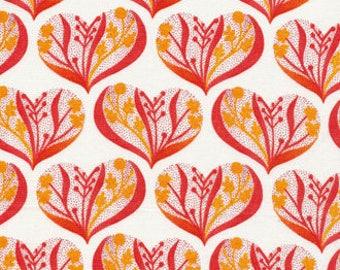 "Sale! 28"" x 42"" Hearts Cloud 9 Organic Fabrics Elephant OOP 1035_330"