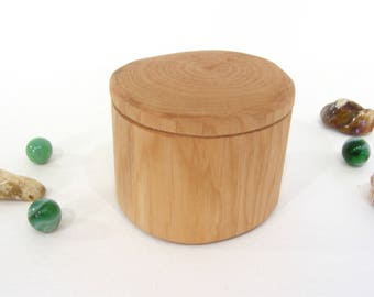 Choke Cherry Driftwood Box, engagement ring box, proposal box, wood art, 5th anniversary, guitar pick holder, outdoorsy gifts
