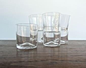 Vintage Labglass Samplers, Set of 7 in Great Condition, Taste Test Time