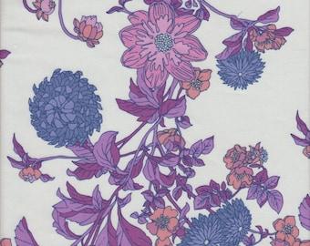 Free Spirit Fabrics Joel Dewberry Avalon Hazel in Berry - Half Yard