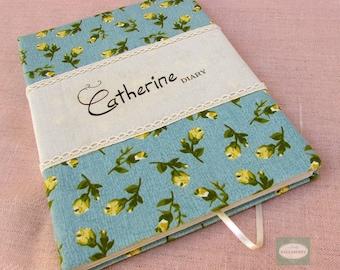 Jane Austen Catherine Morland Journal Notebook A5