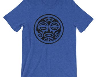 Islander T-Shirt - Black Print