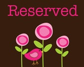 RESERVED FOR - Kate