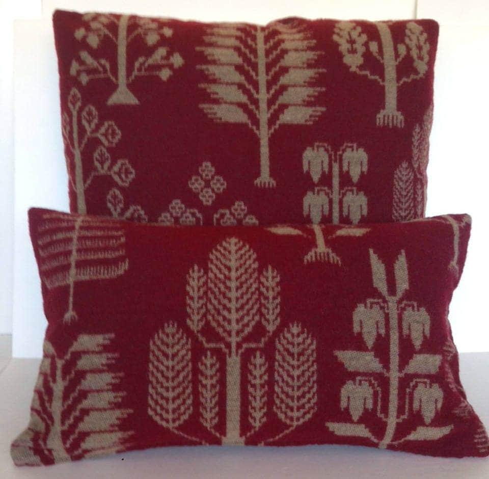 Decorative Throw Pillow Cover Ralph Lauren Wool Tribal Boho