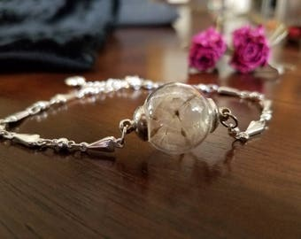 Wish Globe Bracelet
