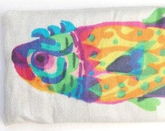 Rainbow Fish Catnip Sachet Cat Toy