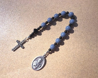 Saint Paul Rosary - Patron Saint of Authors, Press, Publishers, Writers, Public Relations for Hospitals and Travel, Patron Saint Rosary