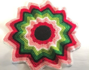 Christmas Star Spectrum  Pet Blanket
