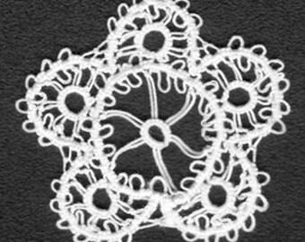 Star Flower Motif