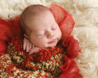 Swaddle Sack READY Ship Baby Photography Prop Newborn Boy Winter Photo Going Home TEXTURE knit Cocoon Hat Set Cinch Cacoon Girl Coming Pouch