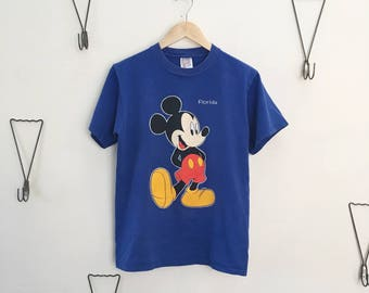 90's Mickey Mouse Florida Tee