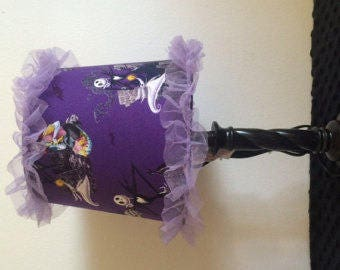 Nightmare before Christmas  Lamp and shade