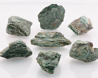 Diopside Raw Rough Gemstone - Stone of Mother Earth