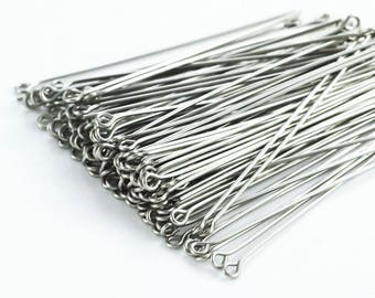 50 Stainless Steel - 21  or 24 gauge - Economical,  Straight and Consistent - 100% Guarantee