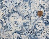 Garden Twist by In The Beginning Blue & White Yardage