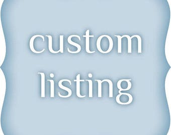 Custom Listing for KB