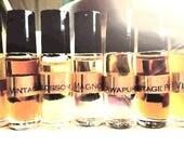Lemon Verbena Botanical Perfume Oil.  5 ML