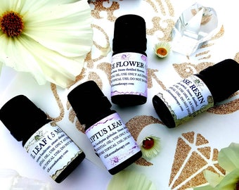 Avalon Essential Oil Spa Blend. Aveda - type aromatherapy oils. Wild Orange, Ylang Ylang, Lavender, Rosemary, Peppermint. 5 ML