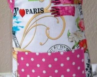 When in Paris Print Kids Apron