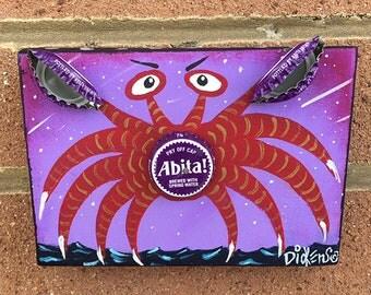 Purple Abita Crab