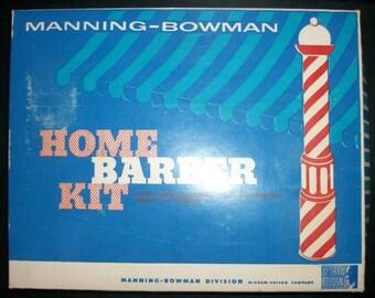 Vintage Manning-Bowman Home Barber Kit 95947