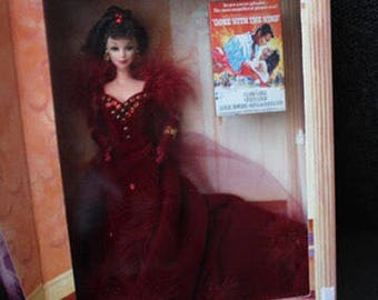 Collectiable Scarlett O'Hara Barbie