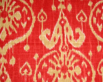 Turkesten Carnivel IKAT Fabric