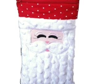 Santa Purse for Little Girl