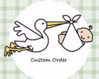 Custom Listing for Sender: Kaila Robinson