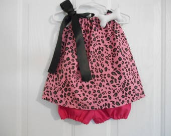Pebbles Costume Pink infant through size 3 Girls Baby Toddler with bone and with or without crochet headband SHIPS PRIORITY MAIL