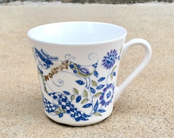 Vintage Turi Design Lotte Ceramic Mug - Norway