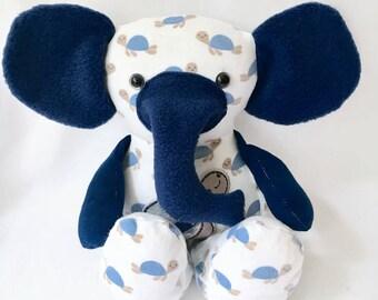Soft Toy Elephant, Soft Elephant Toy, Stuffed Zoo Animals, Keepsake Plush, Baby outfit Bear, Memory Bear, Kids Plushies, Baby Sleeper Bear