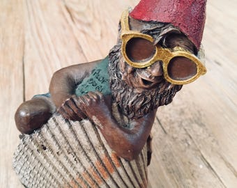 Signed Tom Clark Gnome Aloe Lifeguard Figurine