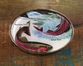 Trouts buckle-Ships tomorrow!