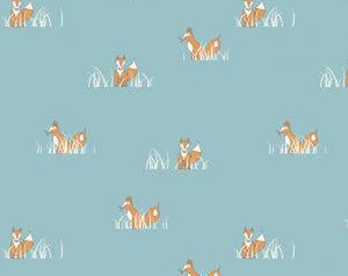 Organic Knit Fabric - Birch Camp Sur 3 - Sly Fox Knit