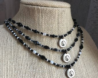 Yin Yang Necklace ~ The You Collection